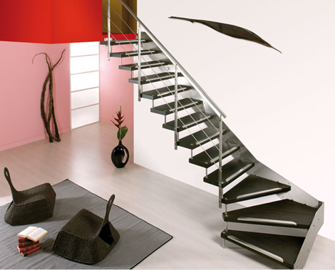 Residential Interior Design on Full Guide To Every Kind Of Stair Solutions