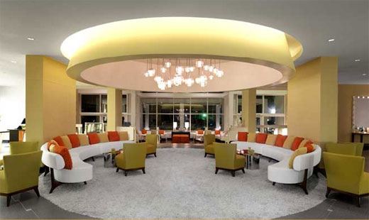 Fort Hotel Lobby Interior Design